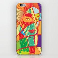 Soda Pop Sensual Art iPhone Skin