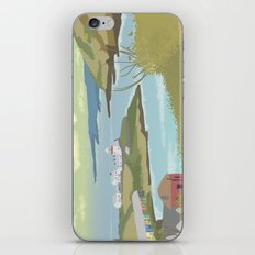 Roches Point Speedpainting iPhone & iPod Skin