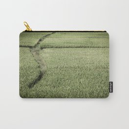Thai paddy field Carry-All Pouch