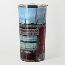 Football Stadium - Middlesbrough Travel Mug