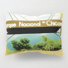 The Chicamocha National Park. Pillow Sham