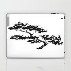 Bonzai Tree on White Background Laptop & iPad Skin