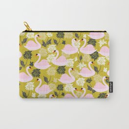 Cute Swan Carry-All Pouch