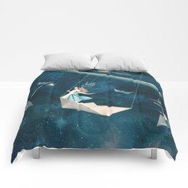 My Favourite Swing Ride Comforters