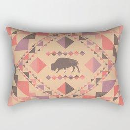 Native Pattern Rectangular Pillow