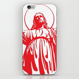 Jesus Christ iPhone Skin