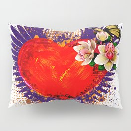 Wings of Fire Pillow Sham