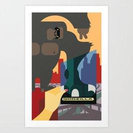 City Crashers (Vol. 1) Art Print