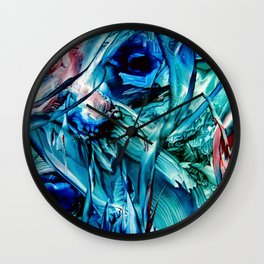 BlueWorld Wall Clock