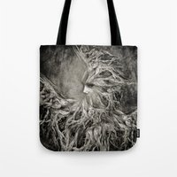 greek Tote Bags featuring Greek goddess Gaia. by Viviana Gonzalez