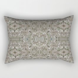The Space In Between What It Is Like To Be a Bat in the Rainforest Rectangular Pillow