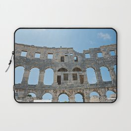 Walls and windows the amphitheatre Laptop Sleeve