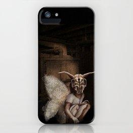 baby mothra iPhone Case