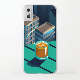 Bistro Clear iPhone Case