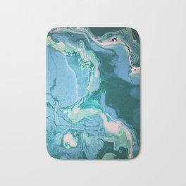 Oceanic Flow Bath Mat