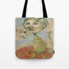 AUTUMN CROC Tote Bag