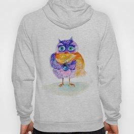The little owl Cosette Hoody