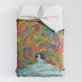 Back To Earth Comforters