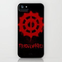 The 100 - Trigedakru iPhone Case