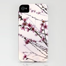 Signs Of Spring Slim Case iPhone (4, 4s)