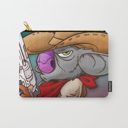 DON'T MESS WITH ME Carry-All Pouch