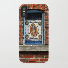 Our Lady of the Window  iPhone X Slim Case