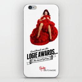 The Logie Awardless range iPhone Skin