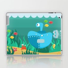 SUBMARINE (AQUATIC VEHICLES) Laptop & iPad Skin
