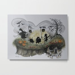 It's Hallowe'en! Metal Print