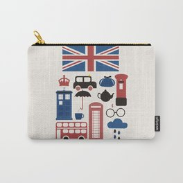 Great Britain - London Carry-All Pouch