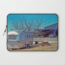 winery airstream Laptop Sleeve