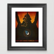 Third Child Framed Art Print
