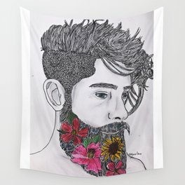 Toxic Masculinity Wall Tapestry