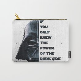 The Power of the Dark Side - Darth Vader Carry-All Pouch