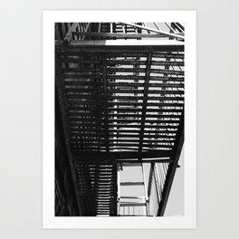 San Francisco XV Art Print
