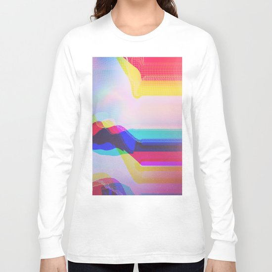 Glitch 27 Long Sleeve T-shirt