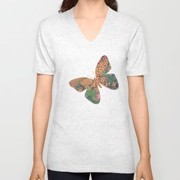 Mellow Meadow Unisex V-Neck
