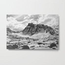Cerro Arenas Metal Print