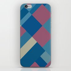Palm Springs Pink 45 iPhone & iPod Skin