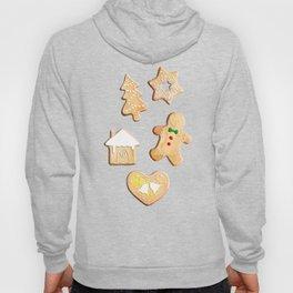 Gingerbread Christmas Cookies Hoody