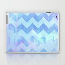 Watercolour Chevron {Spring 2015 Limited Edition} No. 2 Laptop & iPad Skin