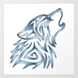 Wolf Tattoo Art Prints Society6