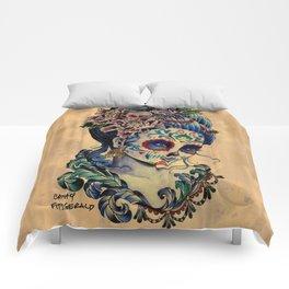 Marie de los Muertos Comforters