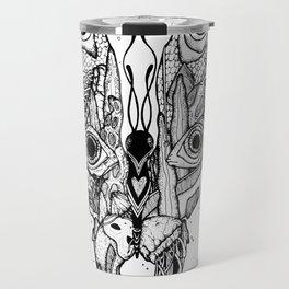 my sea butterfly Travel Mug