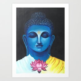 The Peace Art Print
