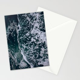 Waves and me Stationery Cards