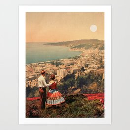 Is This The City We Dreamt Of Art Print