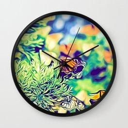 Monarchy Wall Clock