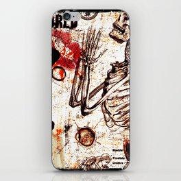 BEAUTIFUL WORLD iPhone Skin