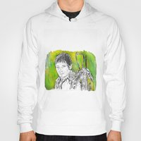 daryl dixon Hoodies featuring daryl dixon by billykaplan